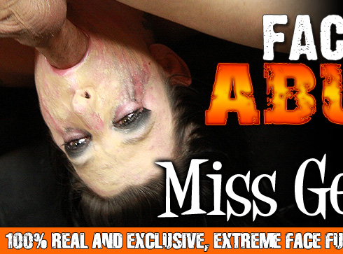 Facial Abuse Starring Miss Genocide